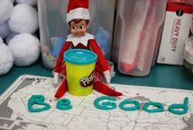 Elf on the shelf ideas and funnies