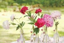 Flower Decoration / Jedz i pij we wspaniałym towarzystwie kwiatów.