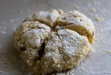 Scones, muffins