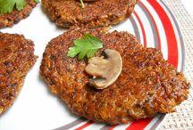 Steak de champignons