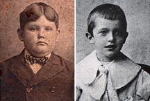 famous children