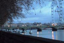 UK River Thames