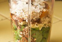 nutribullet smoothies / by Marlene Howland