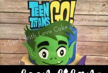 teen titans go party