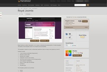 Premium Joomla Templates / by Natalia Savastano
