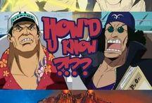 One Piece: Marines
