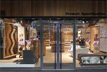 New London showroom