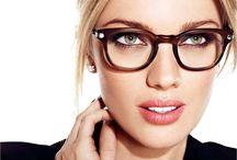 maquillaje para chicas con lentes