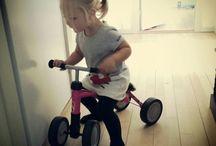 Trehjulede cykler og firehjulede cykler