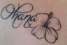 Ohana tattoo