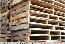 pallet tips and Diys