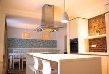 Ferienhaus Winterberg / Ein kleiner Altbau wird in eine modernes Ferienhaus verwandelt