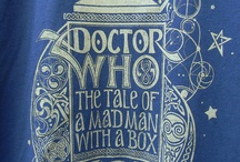 For the Love of Doctor Who / by Lan