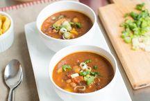 daily soup / recipes
