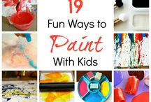 Busy Little Hands / Fun and creative activities to have fun with your kids at home!