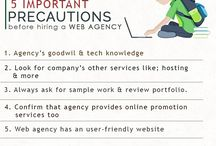 Information / Here we are just sharing the experience, tips and tricks, guidelines and more, which are based on the Web, Graphic & SEO Industry.