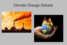 Global warming / All things to do with global warming and climate change