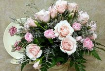 Specialty Arrangements / Specialty flowers arranged by us.