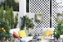 Patio/terasse / Ideas and inspiration