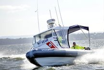 Marine Rescue / This group is about Marine Rescue Broken Bay and the Unit Commander Keren Muir-McCarey