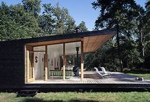 Compact House in country side