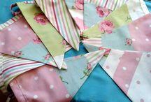 Lilliana Bunting / Beautiful Handmade Bunting. For children, weddings, parties