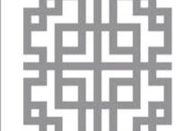 Pattern, stencil, трафареты, шаблоны