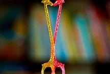 Giraffes / Cute fav cute x