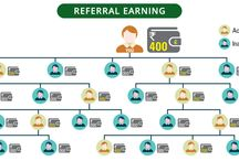 Refer and Life Time Earning Opportunity / Refer and earn with cubber app, refer your friends in to your network and earn lifetime