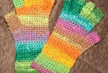 crochet.gloves