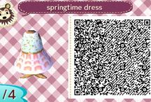 Animal Crossing New Leaf Outfits