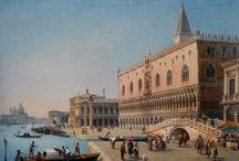 Venetian painter: Querena / Luigi Querena (Venice, 1824 - Venice, 1887) was an Italian painter.