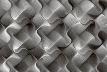 Fascinating textures