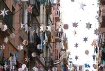AROUND BARCELONA / Beautiful places and details around the city of Barcelona