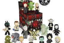 Horror Pops and other collectables