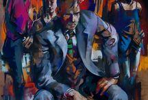 Pintor Crawfurd Adamson