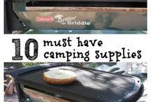 Camping / by Shelley Washburn