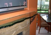 Glass Shelves - Glass Shelf / Glass Shelves