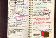 journals / by Erin Smith