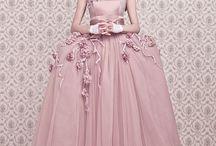 Pink stuffed