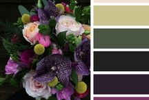 Color Pairings / Get inspired by these color pairings for your next colorwork project!