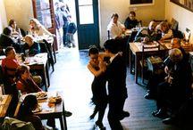 It takes two to tango / Tango argentina
