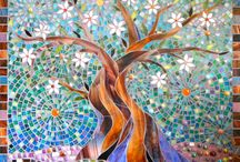 Mosaics and Stained Glass / by Theresa Aikin