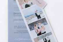 A Hochzeit Einladungen