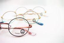 眼鏡:Seacret Remedy/シークレットレメディー / 「ポートレイト・アイズ(瞳を飾る額縁)」  Seacret Remedyはあなた自身をより美しくする「瞳を飾る額縁」  「よりキレイに、より魅力的に」演出できるアイウェア