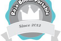Raja Booth Portable / www.rajaboothportable.com www.mejapromosiportable.com http://www.gerobaklipat.com/