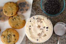 Eis und Cookies
