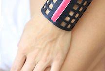 Leather Bracelets, Laser cut leather bracelets, leather jewelry / Laser cut bracelets, leather jewelry, bracelets, woman bracelets, leather woman jewelry