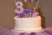 Isla 4th birthday