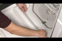 Appliance repair / maintenance